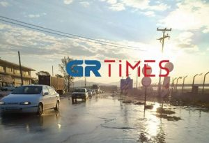 Θεσσαλονίκη: Δρόμος για… αμφίβια αυτοκίνητα (ΦΩΤΟ)