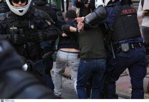 Τι απαντά το υπ. Προστασίας του Πολίτη για τα επεισόδια στο κέντρο της Αθήνας