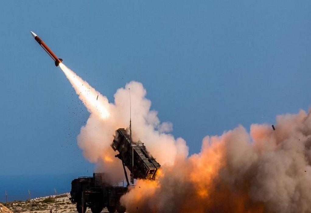 Ξεκινούν βολές με αντιαεροπορικούς πυραύλους Patriot στην Κρήτη