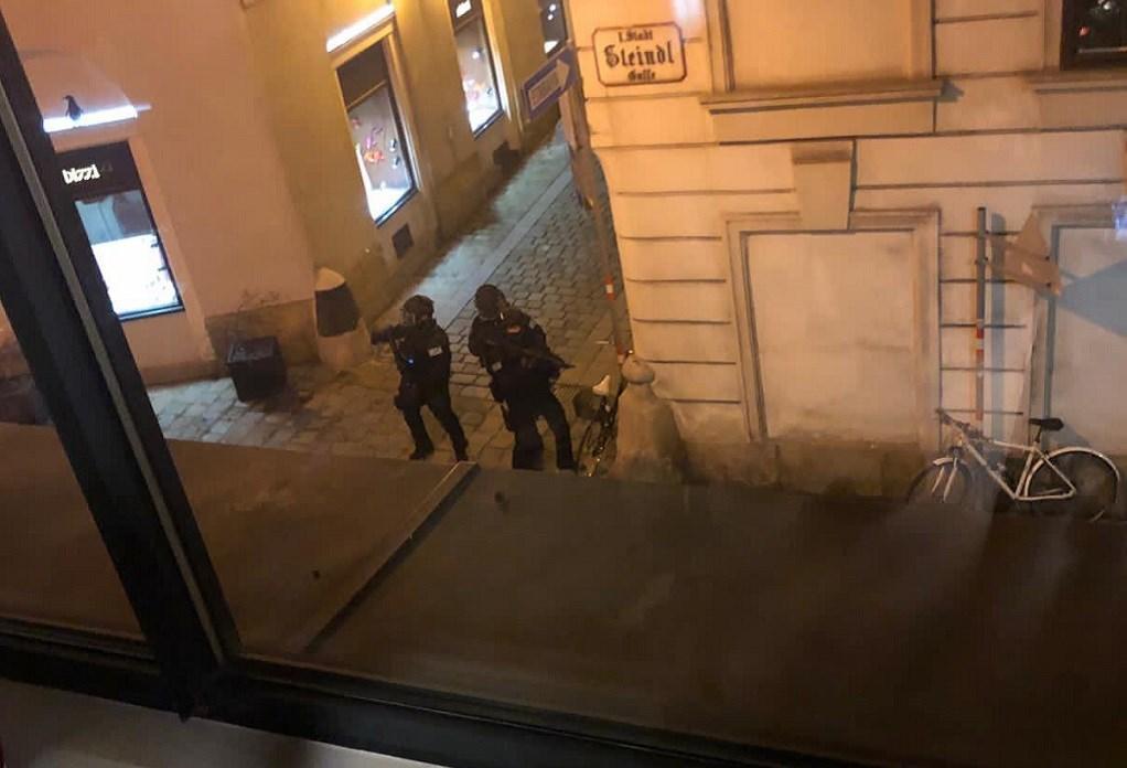 Μαρτυρία Έλληνα από τη Βιέννη: Κοντά στην Ελληνική εκκλησία το περιστατικό