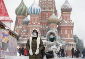 Ρωσία-Covid-19: Αύξηση των νέων κρουσμάτων το τελευταίο 24ωρο