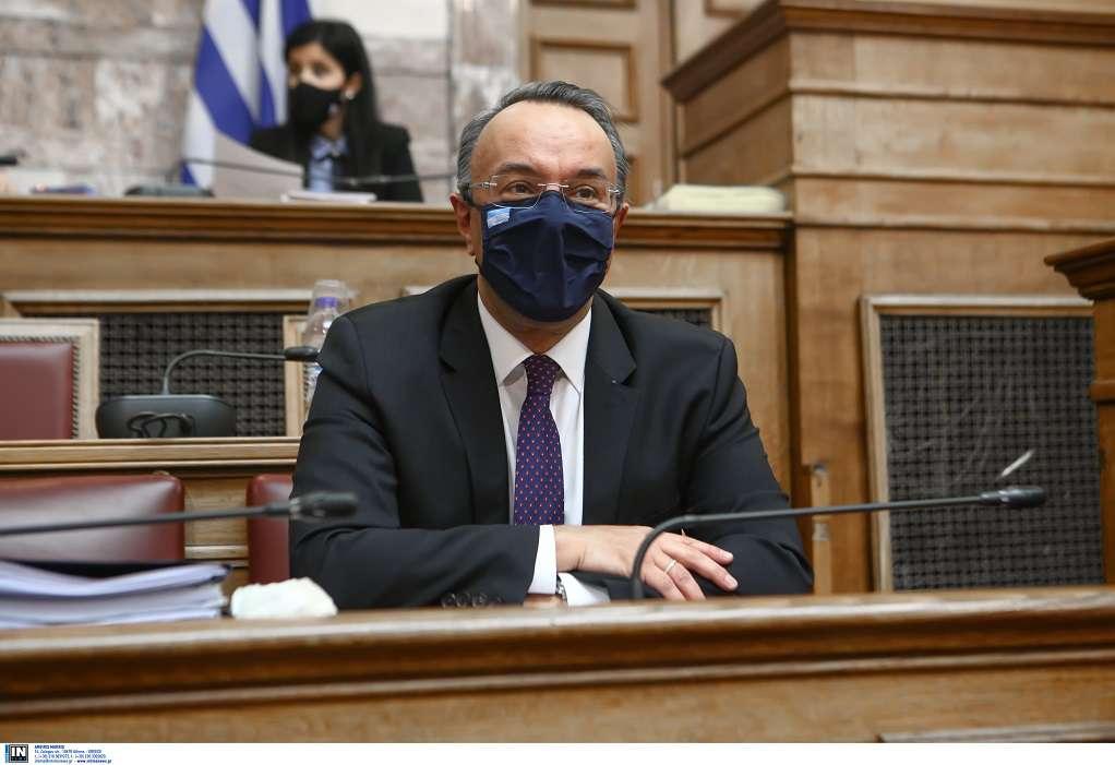 Σταϊκούρας: Τα μέτρα που ανακοινώθηκαν σήμερα, αφορούν και τα επόμενα χρόνια
