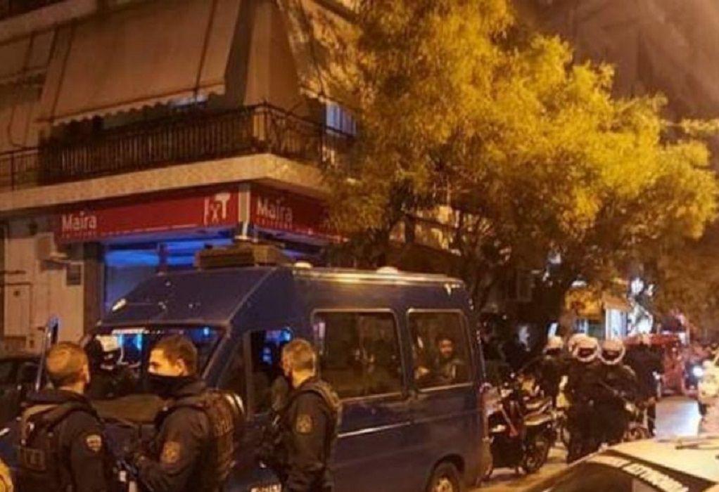 Διώξεις εναντίον των συλληφθέντων σε Γαλάτσι και Ν. Ηράκλειο
