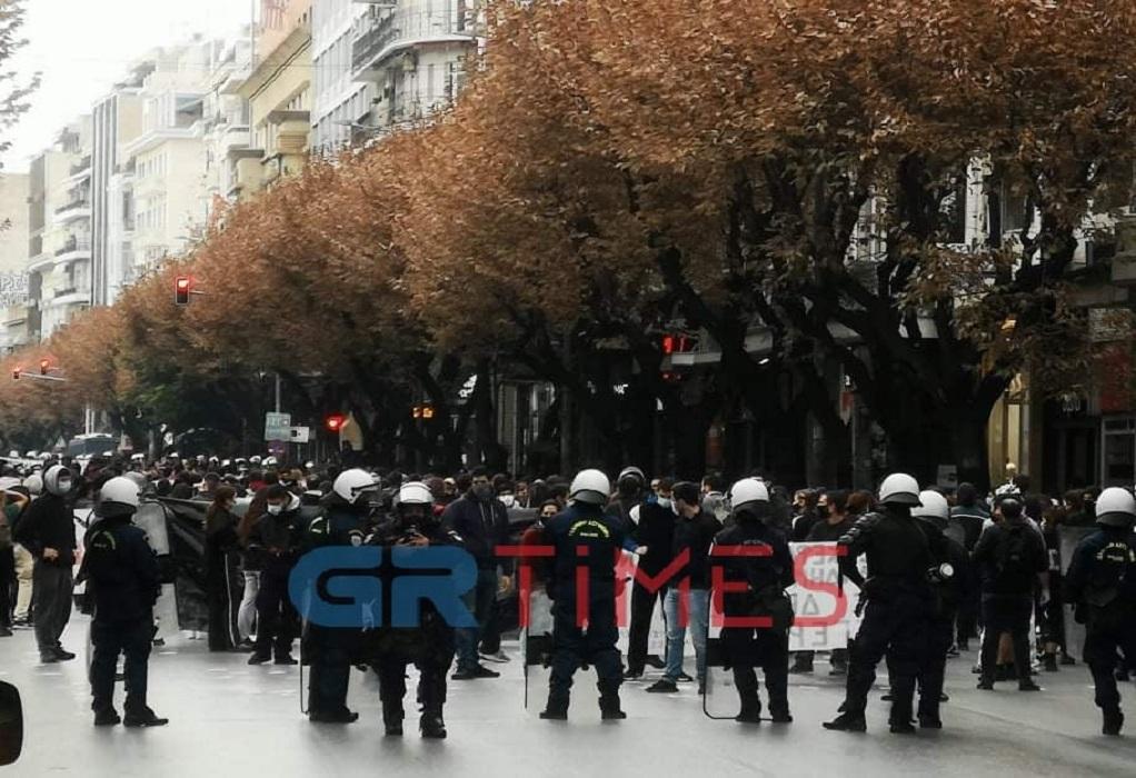 Θεσσαλονίκη: Εκρηκτική η κατάσταση στο κέντρο