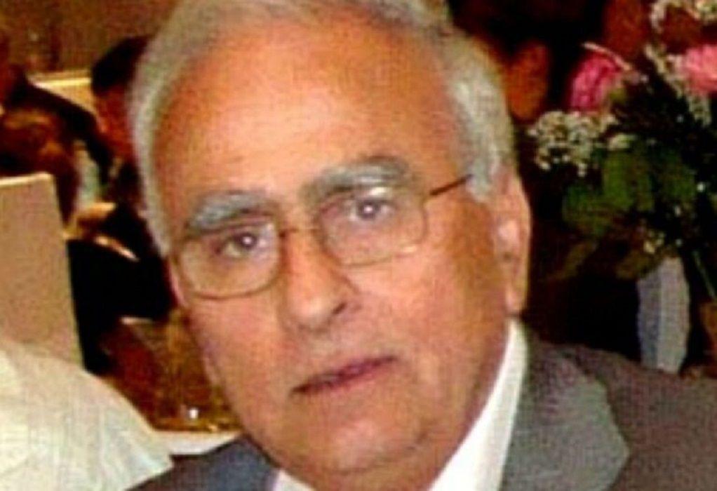 Κορωνοϊός: Πέθανε ο πρώην βουλευτής Σερρών Τάσος Παπαδόπουλος