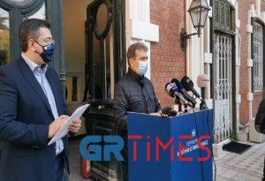 Μ. Χρυσοχοΐδης: Αυστηροποιούμε τους ελέγχους (ΦΩΤΟ-VIDEO)