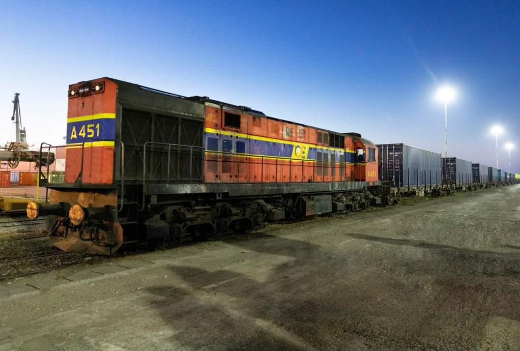 ΟΛΘ: Σφύριξε το τραίνο για το dry port στή Σόφια