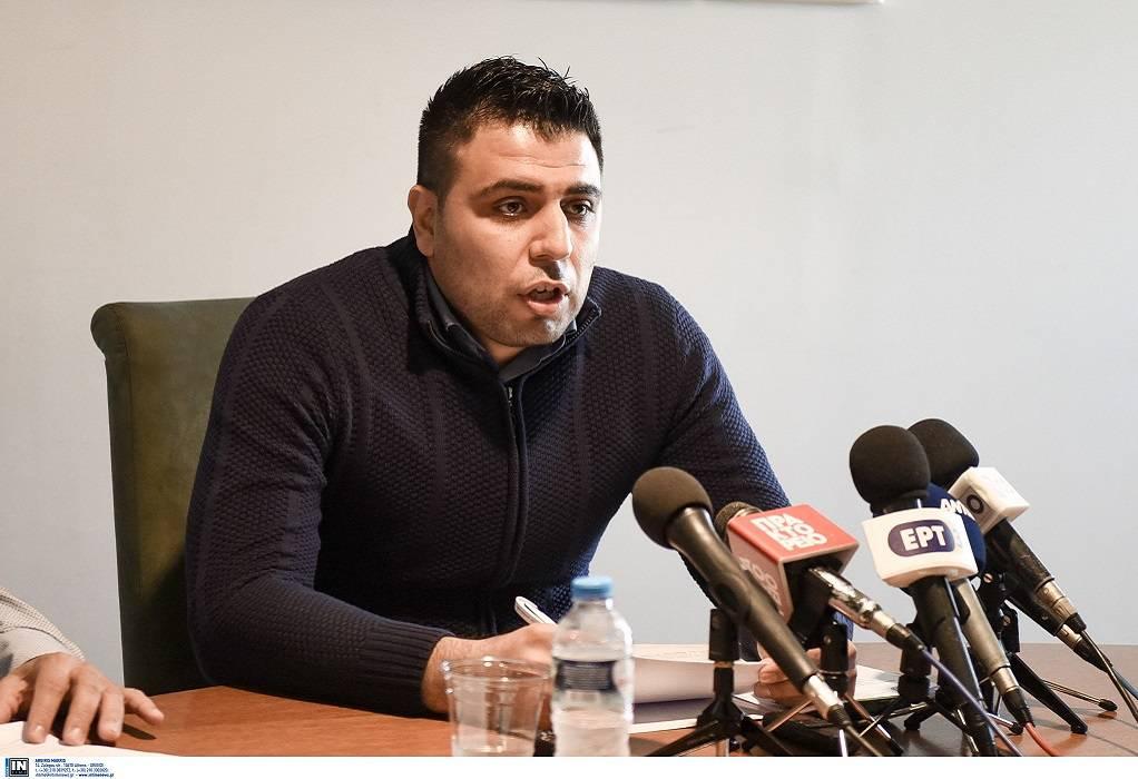 Τσαϊρίδης: «Λάδι στη φωτιά» η Πανεπιστημιακή Αστυνομία (ΗΧΗΤΙΚΟ)