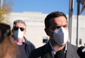Τσίπρας για Γρηγορόπουλο: Χρέος μας να χτίσουμε την Ελλάδα της γενιάς του