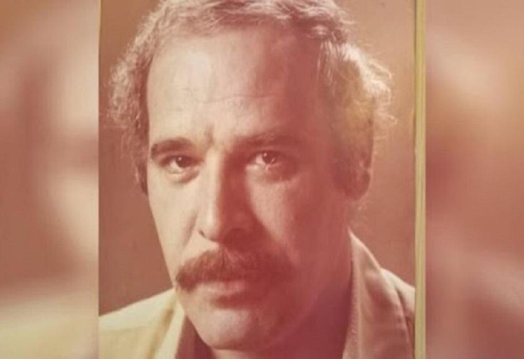 Θλίψη στον καλλιτεχνικό κόσμο: Πέθανε ο ηθοποιός, Χρήστος Ζορμπάς