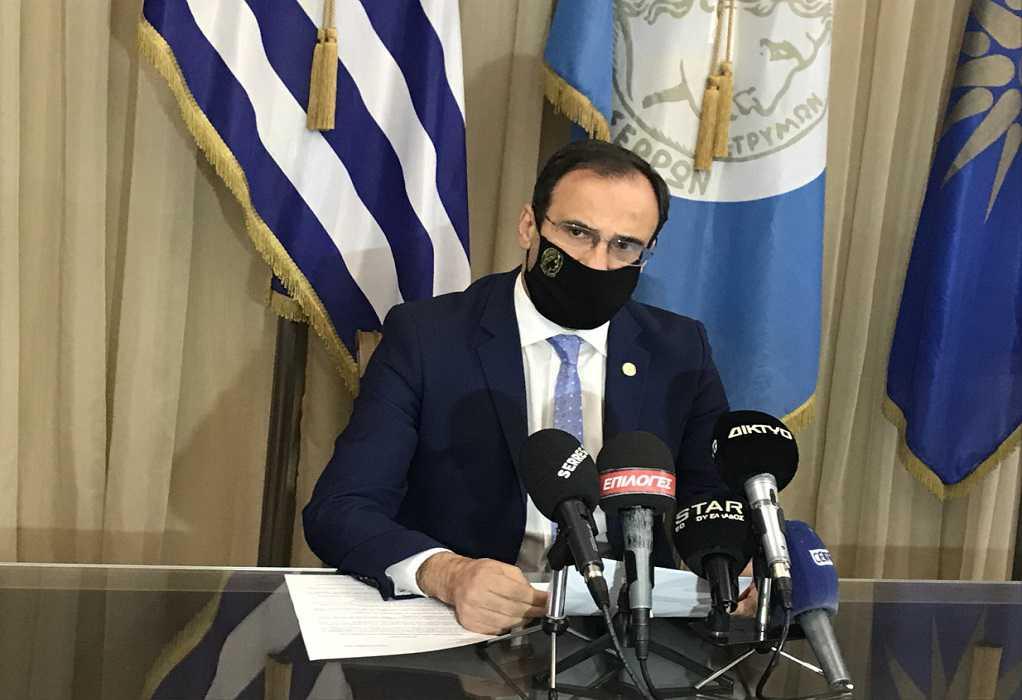 Δ. Σερρών: Στη μάχη των ελέγχων κατά του κορωνοϊού η Δημοτική Αστυνομία