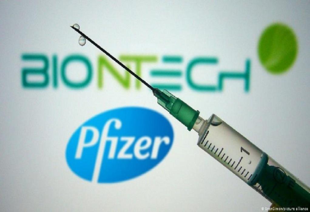 Βρετανία: Εγκρίθηκε το εμβόλιο των Pfizer και BioNTech