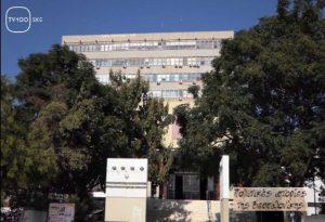 Αφιέρωμα της TV100 στην εξέγερση των φοιτητών στο Πολυτεχνείο της Θεσσαλονίκης το 1973