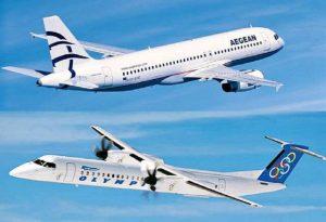 Οlympic Air: Οι πτήσεις αύριο Πέμπτη