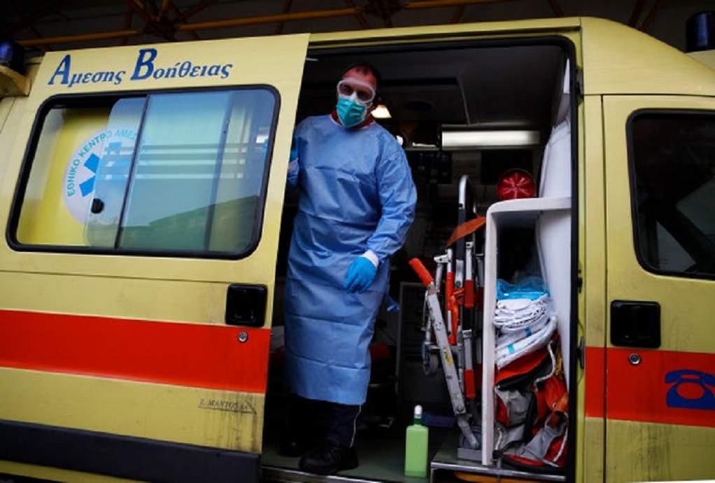 Κορωνοϊός: Αυξάνονται οι θάνατοι σε Λαμία και Χαλκίδα – 4 νεκροί σε λίγες ώρες