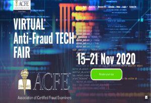 Virtual Συνέδριο με τίτλο «Anti-Fraud Tech Fair»