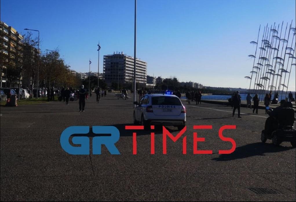 Αστυνομία για το συνωστισμό στη Νέα Παραλία (VIDEO)
