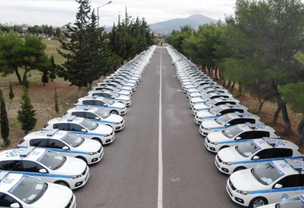 Με εκατοντάδες νέα οχήματα και γιλέκα εξοπλίζεται η ΕΛΑΣ (VIDEO/ΦΩΤΟ)