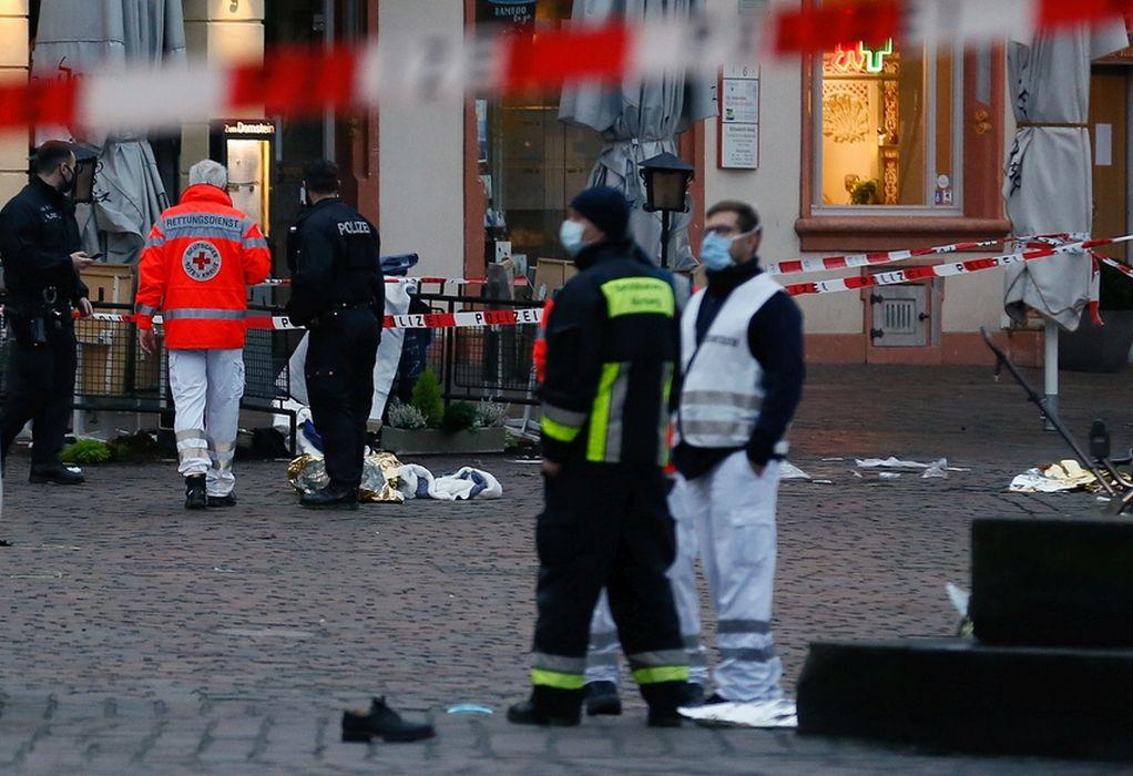 Γερμανία-Τριρ: Και βρέφος στους 4 νεκρούς – 15 τραυματίες