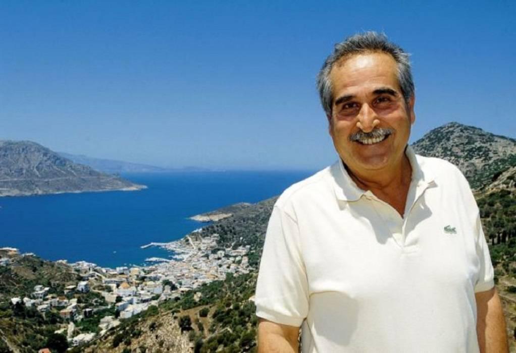 Έφυγε από τη ζωή ο δήμαρχος Γιάννης Μαρούσης