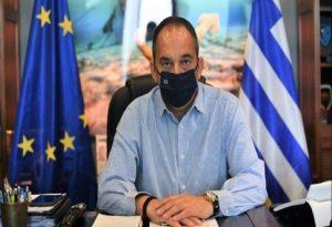 Πλακιωτάκης: Με το πρόγραμμα χρηματοδότησης «Νέαρχος» ξεκινά η εφαρμογή του νόμου για τη νησιωτικότητα