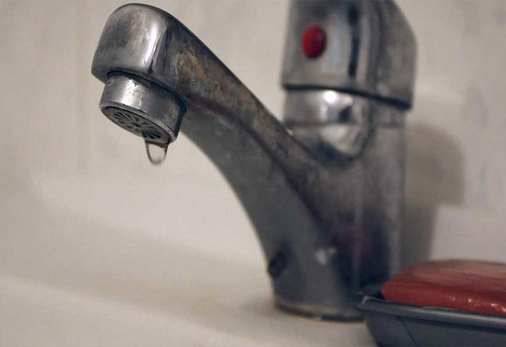 Διακοπή νερού αύριο στα Κωνσταντινοπολίτικα