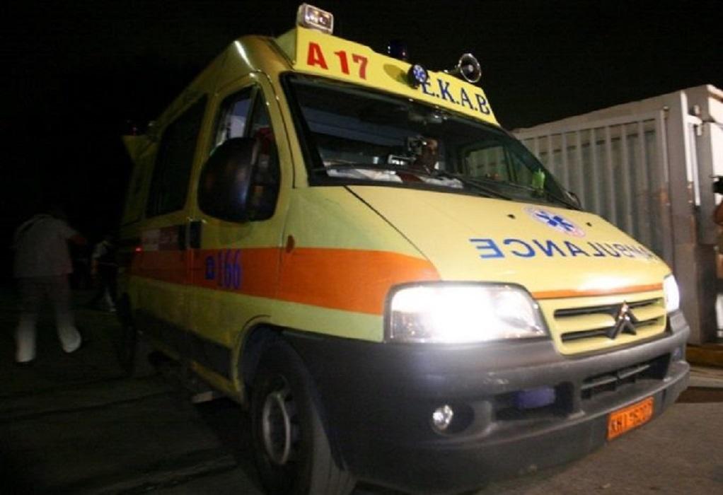 Τρεις νεκροί σε σοβαρό τροχαίο στη Λεωφόρου Σχιστού