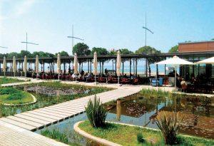 Εργασίες αποκατάστασης στις λίμνες του Κήπου του Νερού