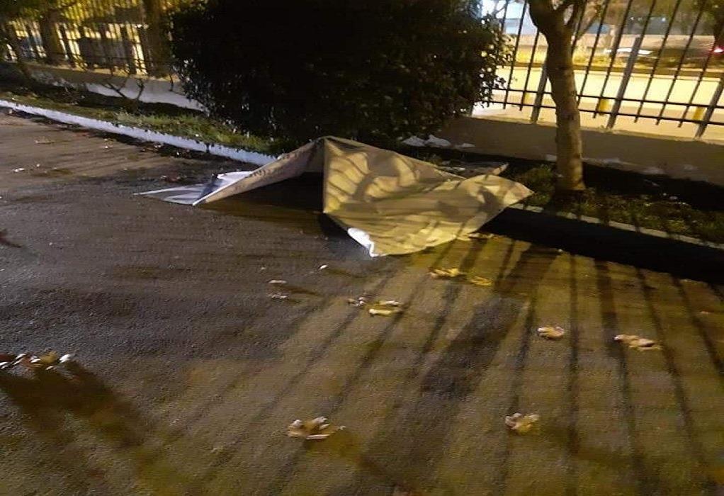Επίθεση αγνώστων στα γραφεία του Ηρακλή στο Κατσάνειο (ΦΩΤΟ)