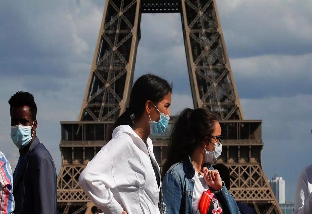 Γαλλία-covid-19: Αύξηση κρουσμάτων εν μέσω φόβων για ένα νέο lockdown