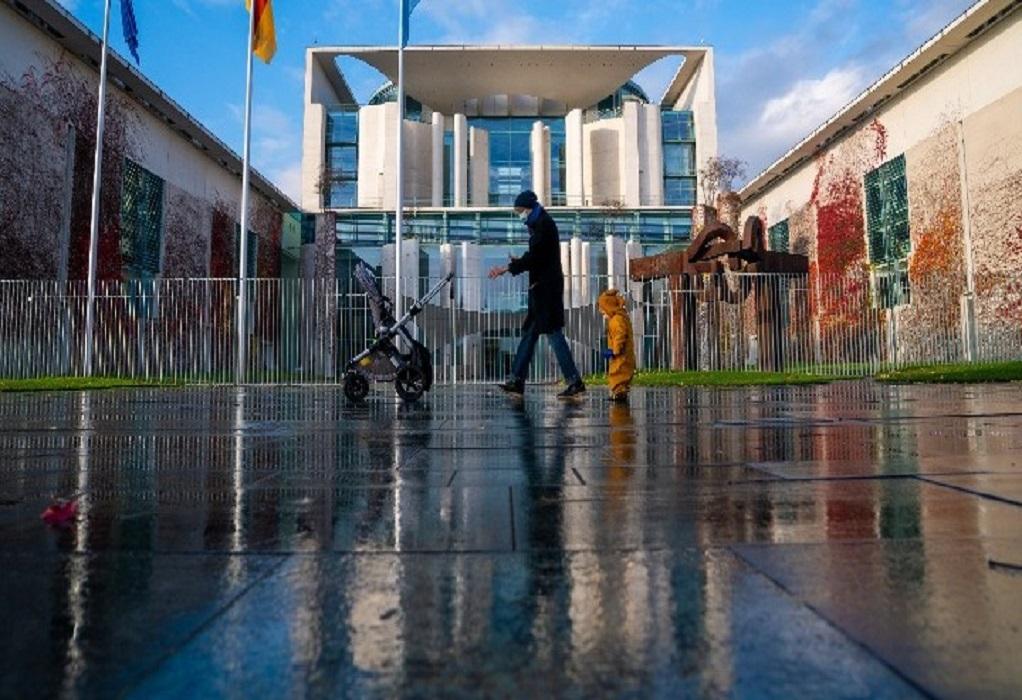 Γερμανία: Παράταση του lockdown μέχρι το τέλος Μαρτίου με εξαιρέσεις