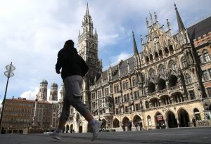 Γερμανία: Περίπου 1.000 νεκροί λόγω Covid-19 σε 24 ώρες