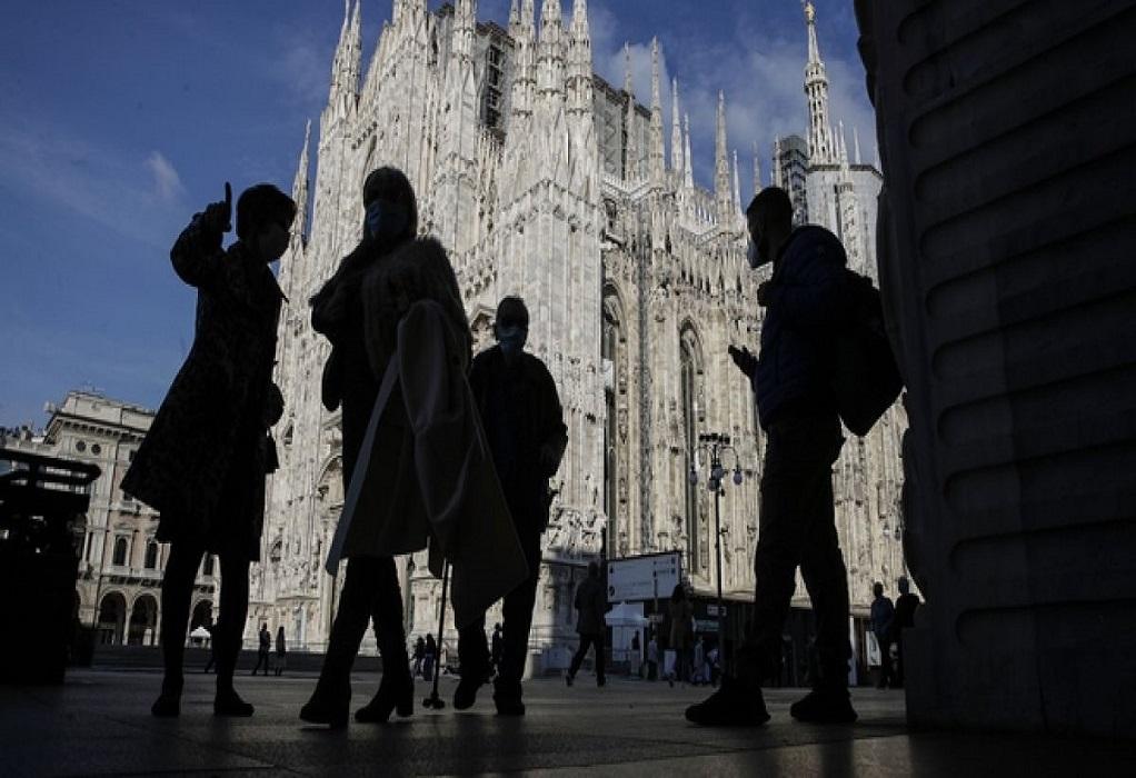 Η ιταλική κυβέρνηση ενέκρινε την χαλάρωση των μέτρων κατά του κορωνοϊού