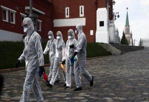 Ρωσία: Οι νεκροί από κορωνοϊό ξεπέρασαν τους 50.000