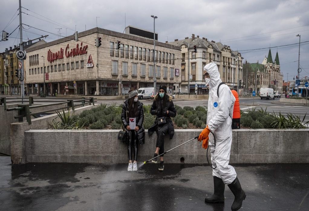 Κορωνοϊός: Ρεκόρ νέων κρουσμάτων στην Ουγγαρία