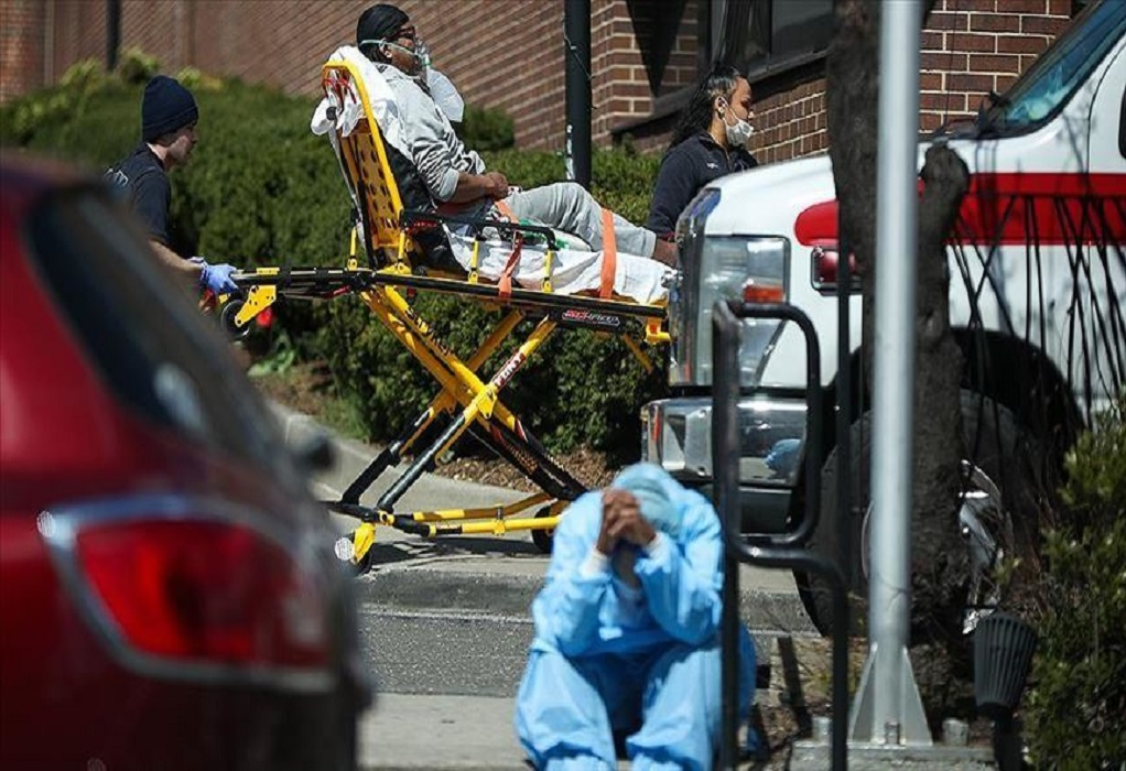 Κορωνοϊός-ΗΠΑ: Αριθμός ρεκόρ ημερησίων κρουσμάτων και θανάτων