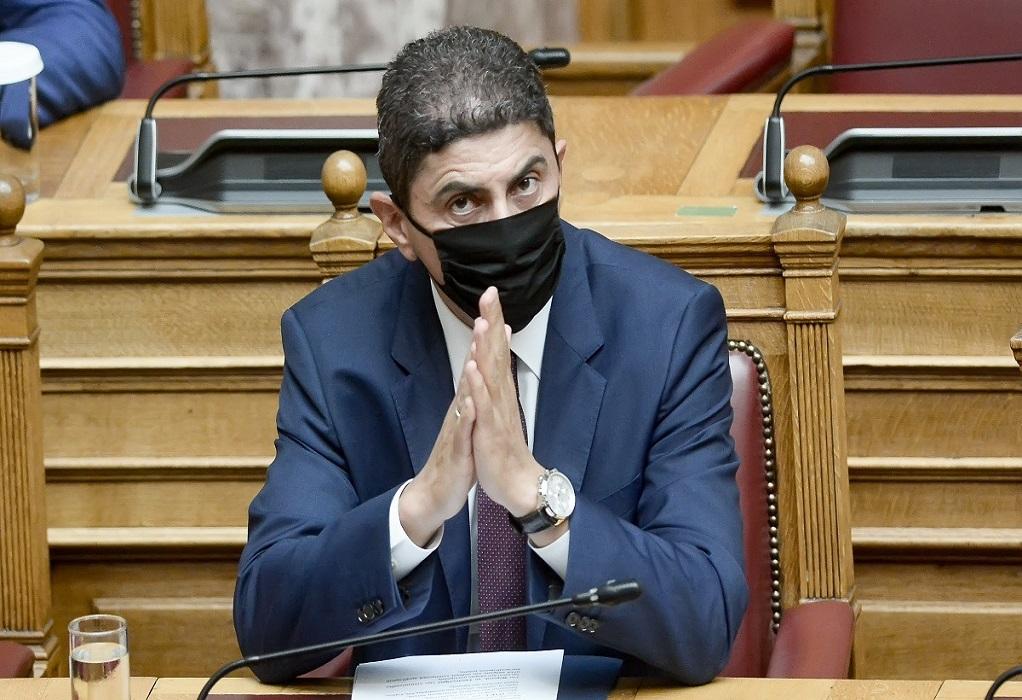 Αυγενάκης: Με το νέο χρόνο η επανέναρξη πρωταθλημάτων