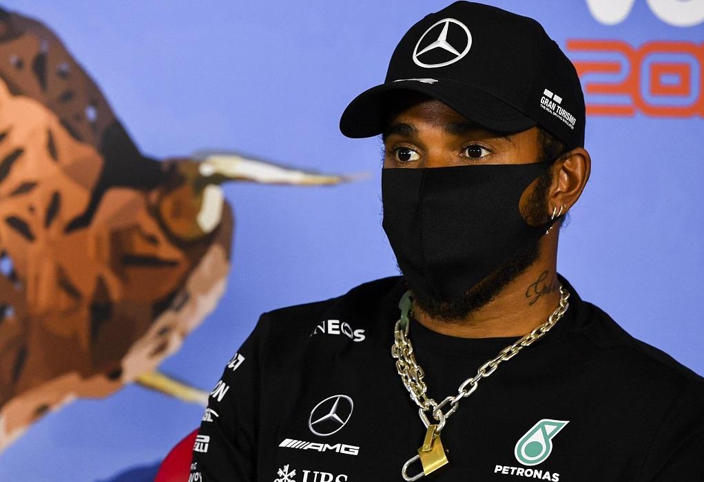 Formula 1: Θετικός στον κορωνοϊό ο Λιούις Χάμιλτον