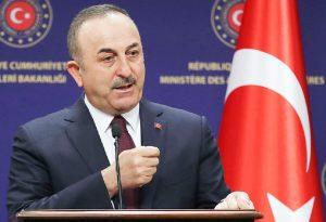 Τσαβούσογλου: Ελλάδα και Κύπρος στοχοποιούν την Τουρκία