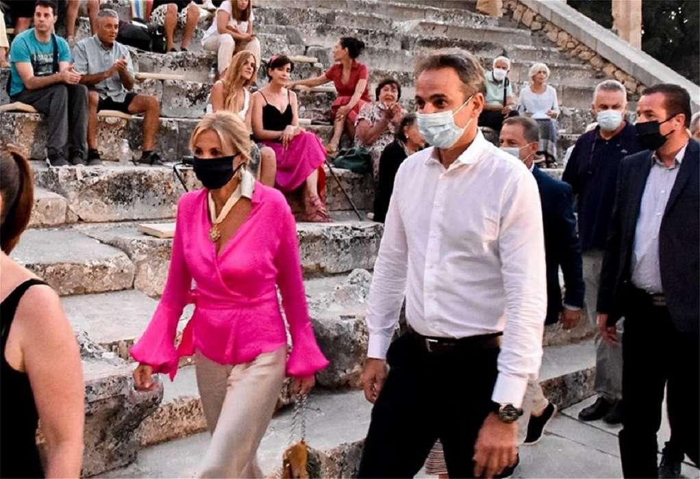 Κορωνοϊός: Στις 28/12 εμβολιάζονται Κυριάκος και Μαρέβα Μητσοτάκη