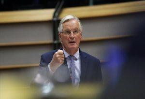 Μπαρνιέ: Η ΕΕ δεν θα θυσιάσει το μέλλον για μία μετά-Brexit εμπορική συμφωνία