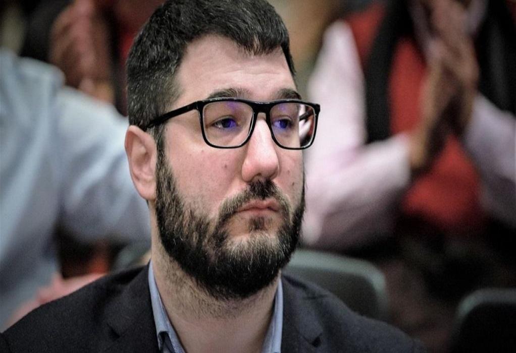 Ηλιόπουλος: Το lockdown καταρρέει στα μέσα μεταφοράς (ΗΧΗΤΙΚΟ)