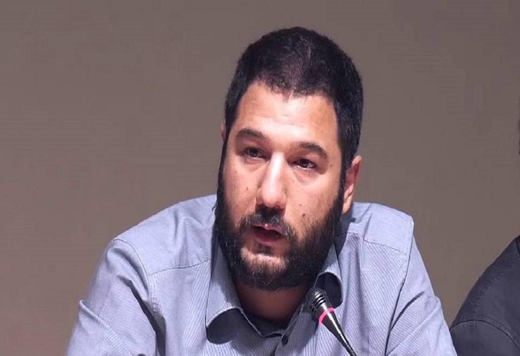 Ηλιόπουλος: Η Πελώνη να πει μια συγγνώμη εκ μέρους του Μητσοτάκη