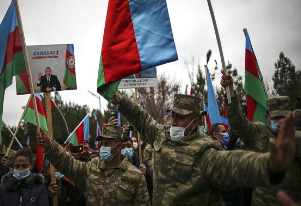 Ναγκόρνο-Καραμπάχ: 900 μαχητές επέστρεψαν στη Συρία