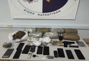 Στη φάκα διακινητές ναρκωτικών που δρούσαν στη Μακεδονία