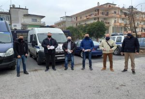 Ένωση Αστυνομικών Πέλλας: Έδωσε 11.000 ευρώ σε παιδιά αστυνομικών