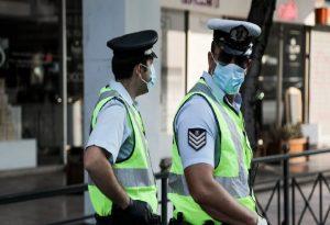 Έλεγχοι Covid: 179 καμπάνες για μετακίνηση στη Θεσσαλονίκη
