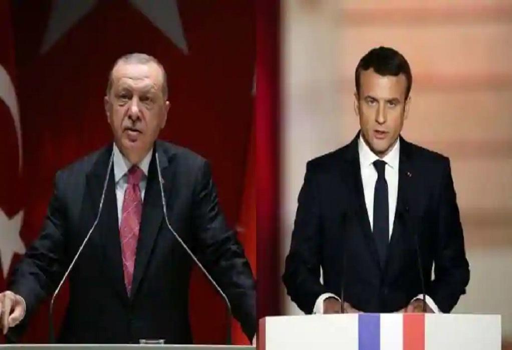 Ερντογάν κατά Μακρόν: Είναι πρόβλημα για τη Γαλλία
