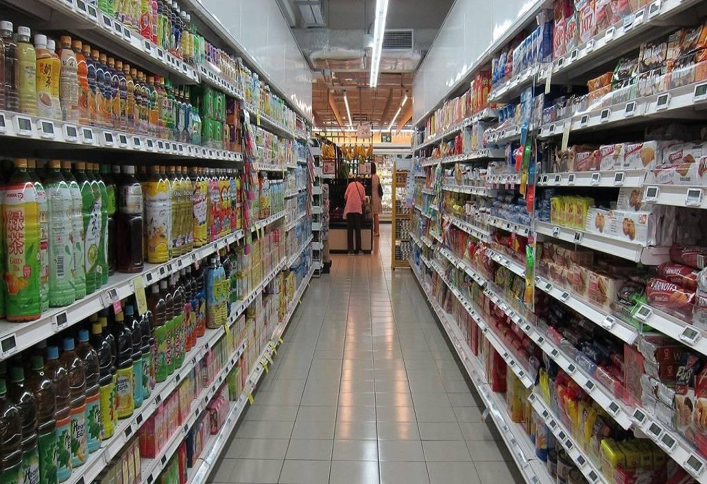 Θεσσαλονίκη: Προσπάθησε να αφαιρέσει προϊόντα σούπερ μάρκετ