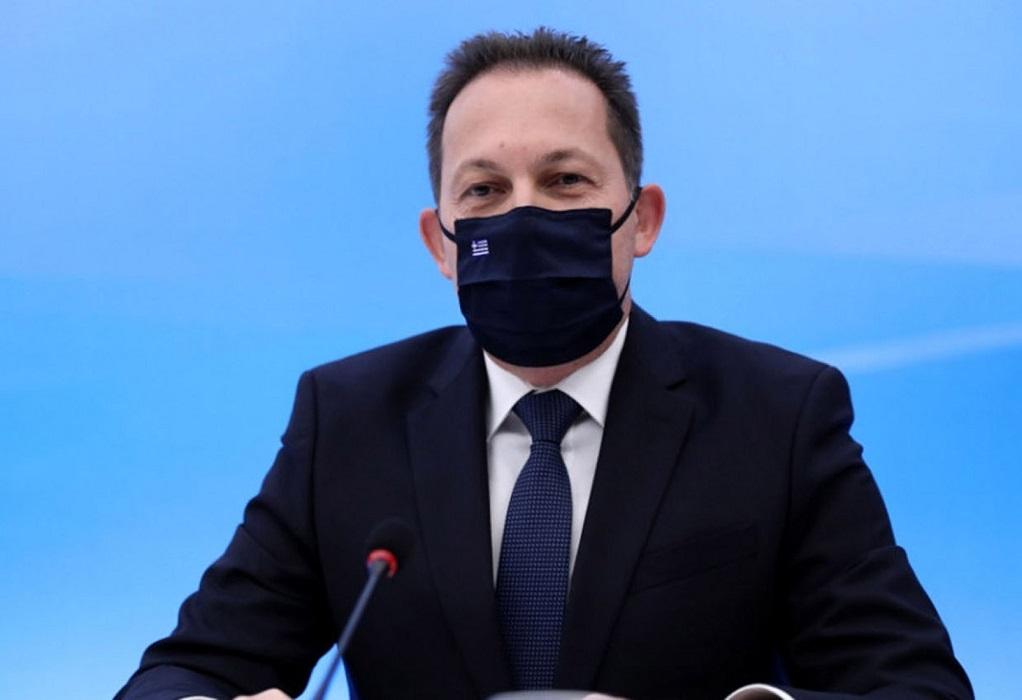 Στ. Πέτσας: Η κυβέρνηση είναι μαζί με την τοπική αυτοδιοίκηση